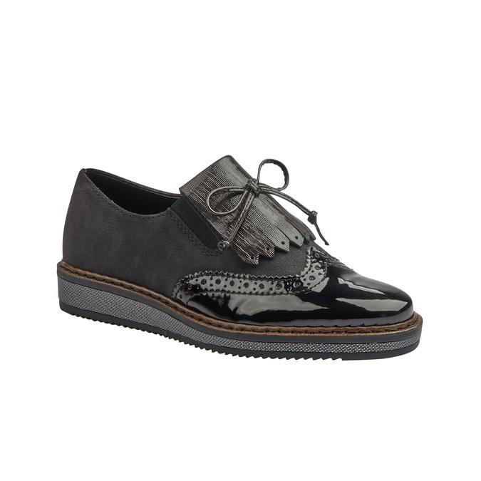 RIEKER Chaussures Femme rieker, Noir, 521-6111 - 13