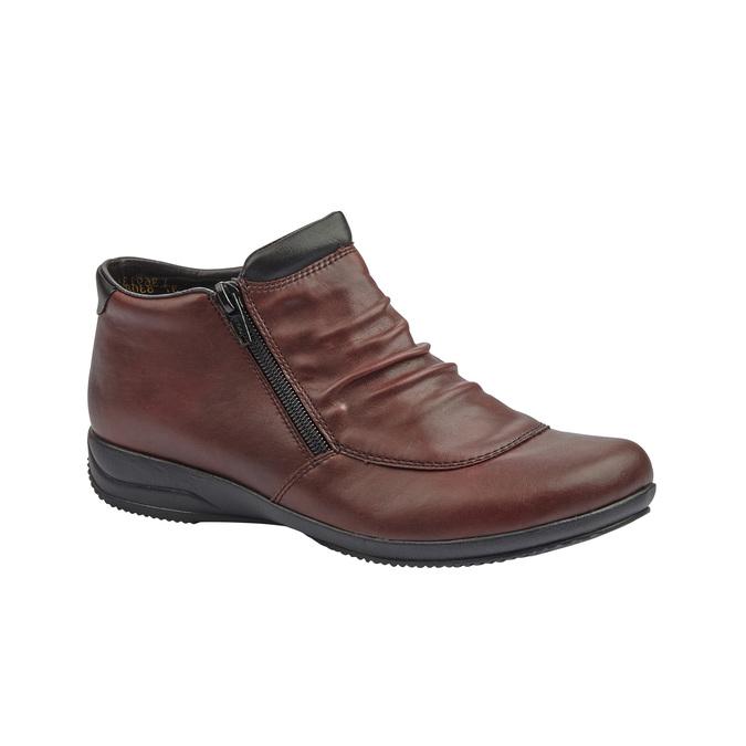 RIEKER Chaussures Femme rieker, Rouge, 591-5270 - 13