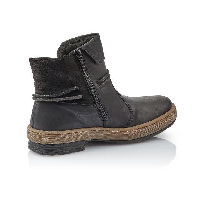 RIEKER Chaussures Femme rieker, Noir, 594-6242 - 15