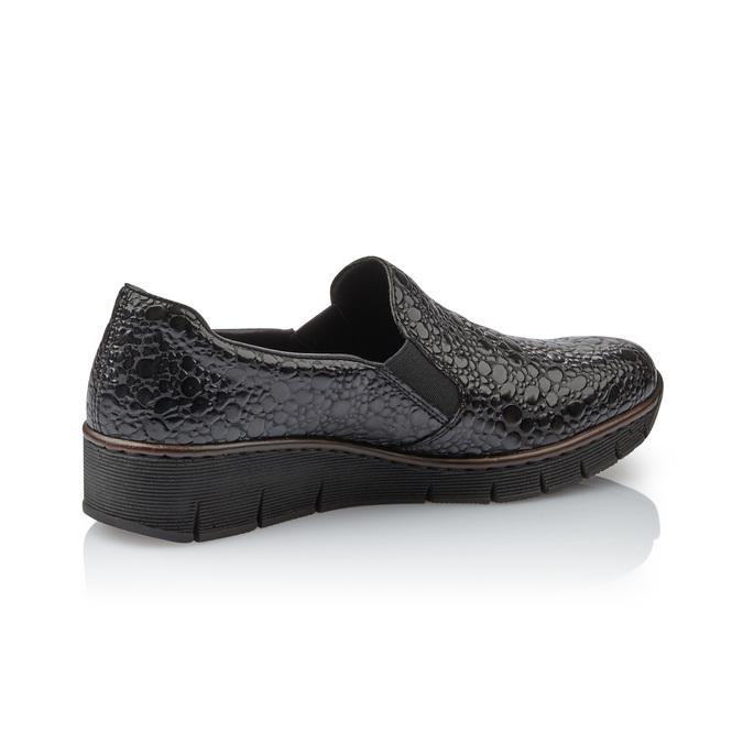RIEKER Chaussures Femme rieker, Noir, 511-6149 - 15