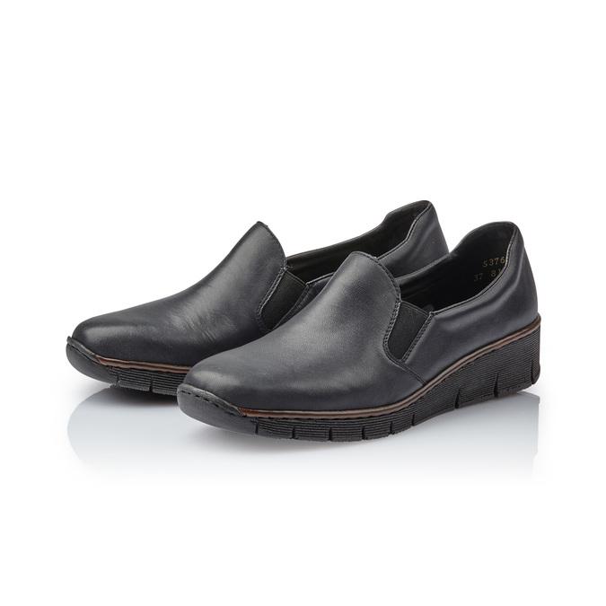 RIEKER Chaussures Femme rieker, Violet, 511-9145 - 26