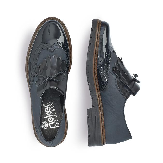 RIEKER Chaussures Femme rieker, Violet, 511-9151 - 16