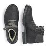 RIEKER Chaussures Homme rieker, Noir, 894-6768 - 16
