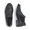 RIEKER Chaussures Femme rieker, Noir, 591-6219 - 16