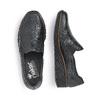 RIEKER Chaussures Femme rieker, Noir, 511-6149 - 16