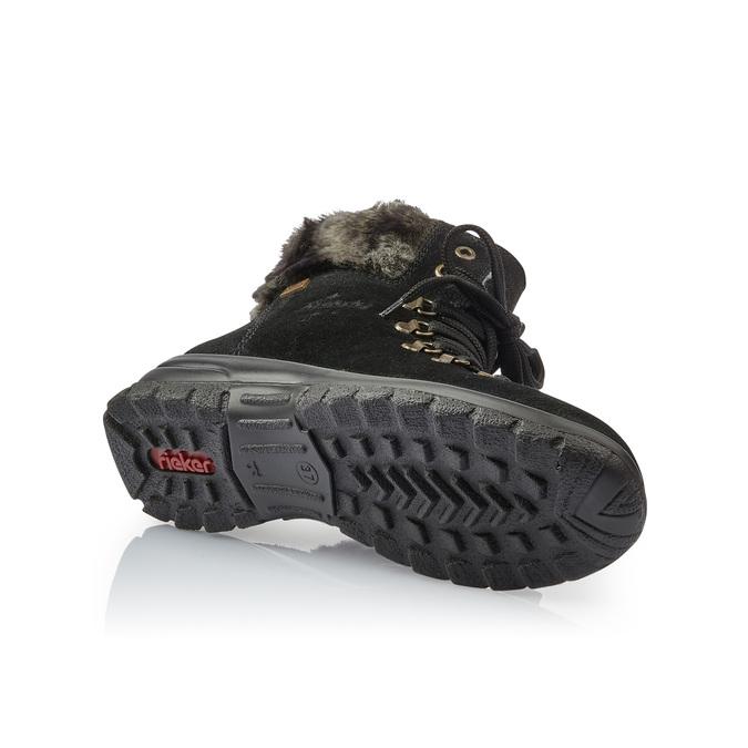 RIEKER Chaussures Femme rieker, Noir, 593-6322 - 17