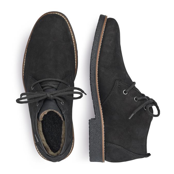 RIEKER Chaussures Homme rieker, Noir, 894-6132 - 16