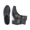 RIEKER Chaussures Femme rieker, Noir, 591-6446 - 16