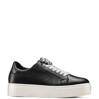 BATA Chaussures Femme bata, Noir, 544-6442 - 13