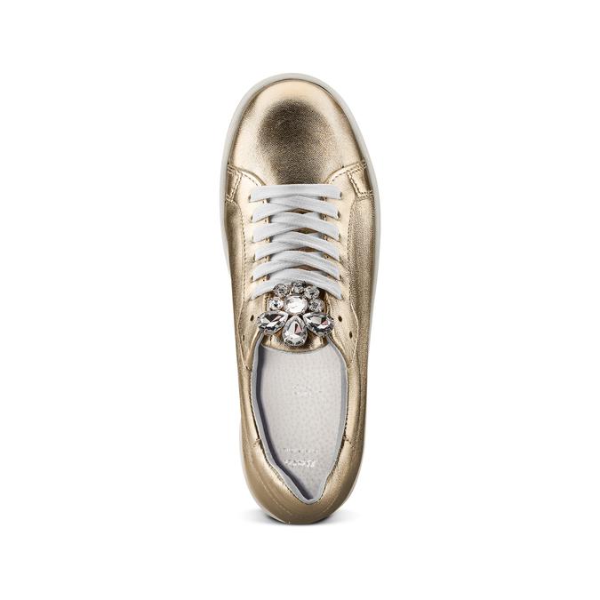 BATA Chaussures Femme bata, Or, 544-8442 - 17