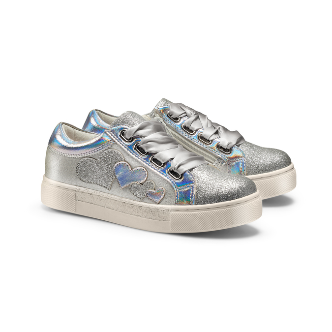 MINI B Chaussures Enfant mini-b, Argent, 321-2372 - 26