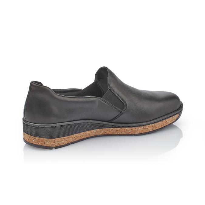 RIEKER Chaussures Femme rieker, Noir, 514-6201 - 15