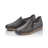 RIEKER Chaussures Femme rieker, Noir, 514-6201 - 26