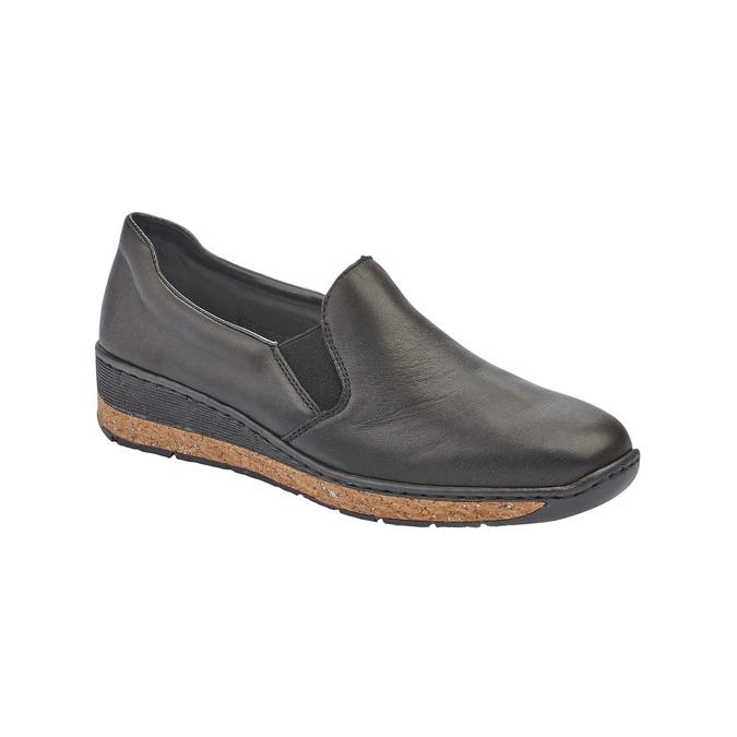 RIEKER Chaussures Femme rieker, Noir, 514-6201 - 13