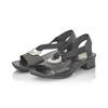 RIEKER Chaussures Femme rieker, Noir, 664-6339 - 26