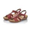 RIEKER Chaussures Femme rieker, Rouge, 661-5194 - 26