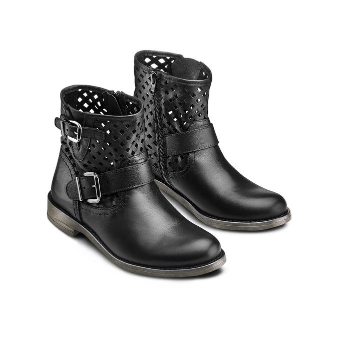 BATA Chaussures Femme bata, Noir, 594-6156 - 16