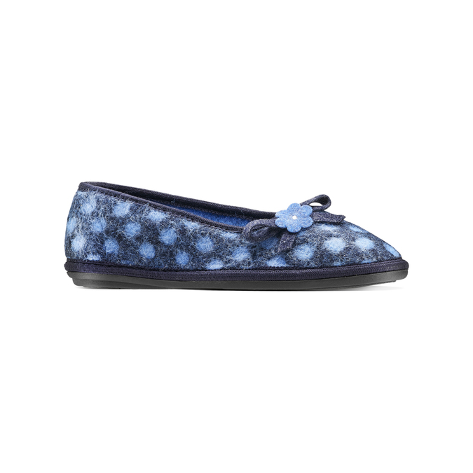 Childrens shoes bata, Bleu, 579-9422 - 13