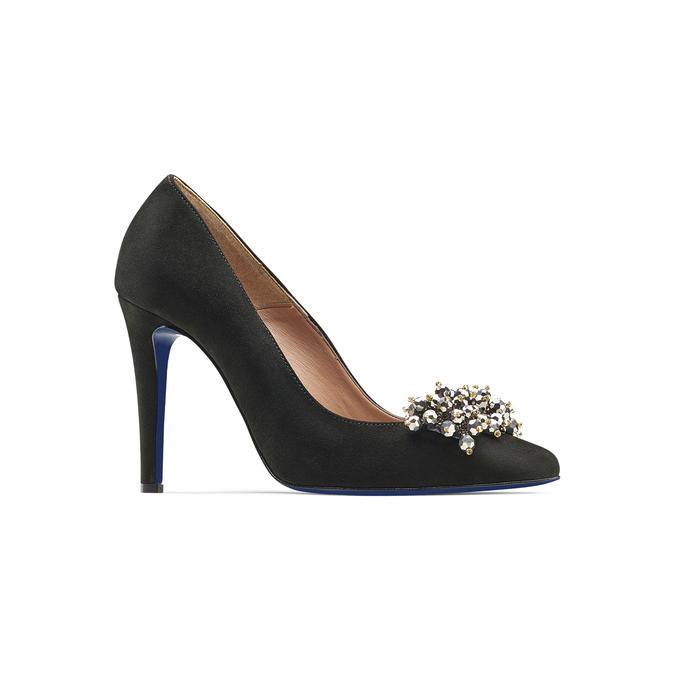 BATA M Chaussures Femme, Noir, 723-6261 - 13