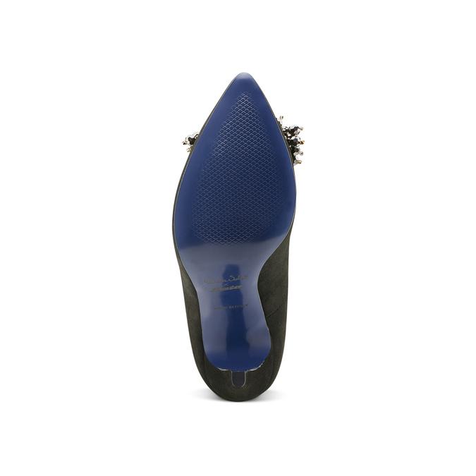 BATA M Chaussures Femme, Noir, 723-6261 - 17