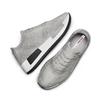 BATA Chaussures Femme bata, Gris, 549-2438 - 26