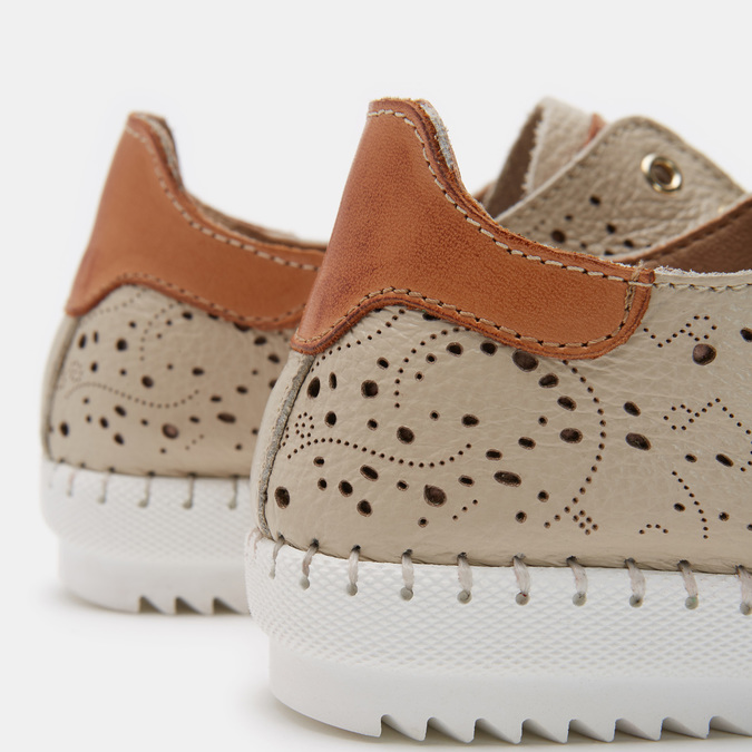 WEINBRENNER Chaussures Femme weinbrenner, Beige, 524-8413 - 15