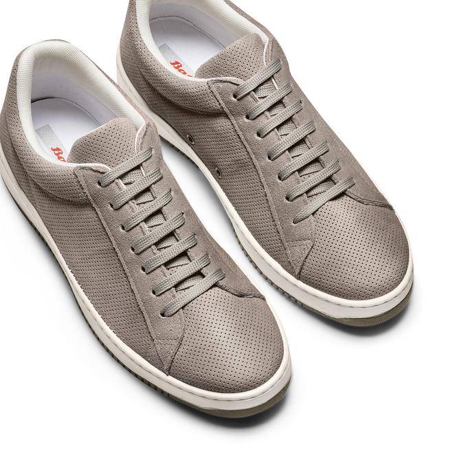 BATA Chaussures Homme bata, Gris, 843-2673 - 26