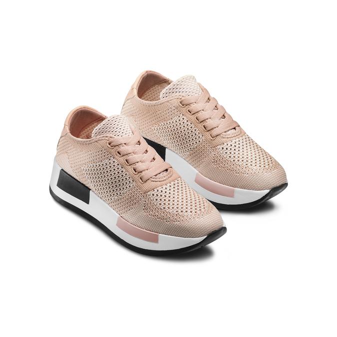 BATA Chaussures Femme bata, Rose, 549-5438 - 16