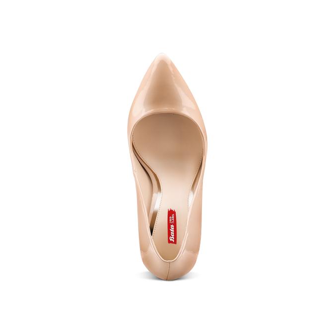 BATA RL Chaussures Femme bata-rl, Jaune, 721-8335 - 17