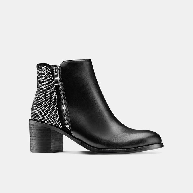 BATA Chaussures Femme bata, Noir, 791-6245 - 13