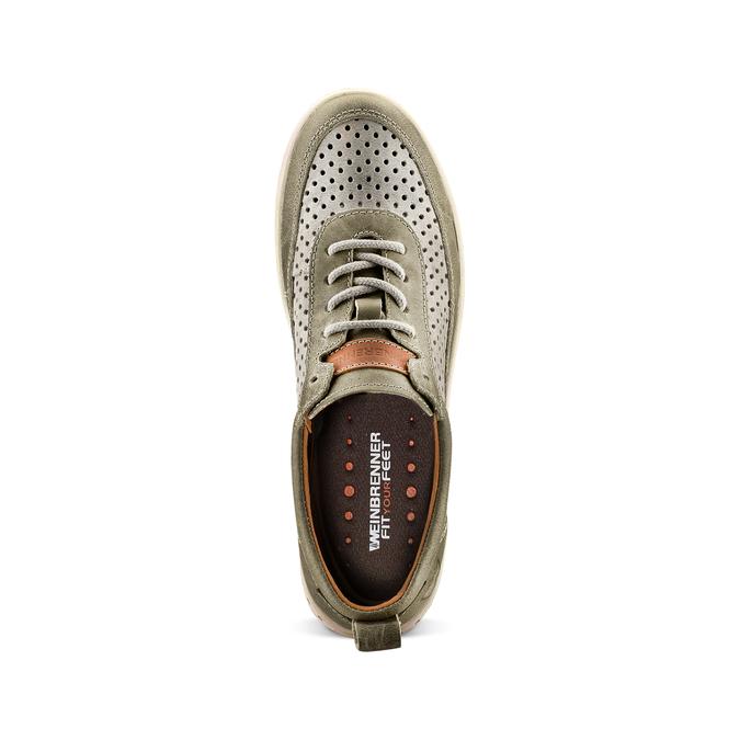WEINBRENNER Chaussures Femme weinbrenner, Vert, 544-2395 - 17