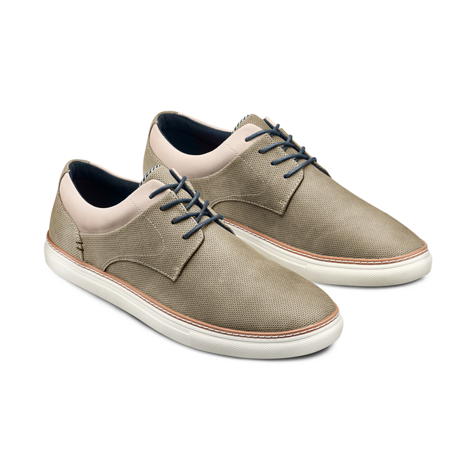 BATA RL Chaussures Homme bata-rl, Vert, 841-7579 - 16