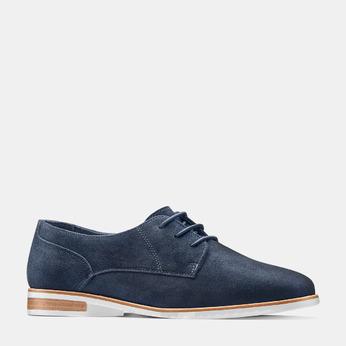 BATA Chaussures Femme bata, Bleu, 523-9360 - 13