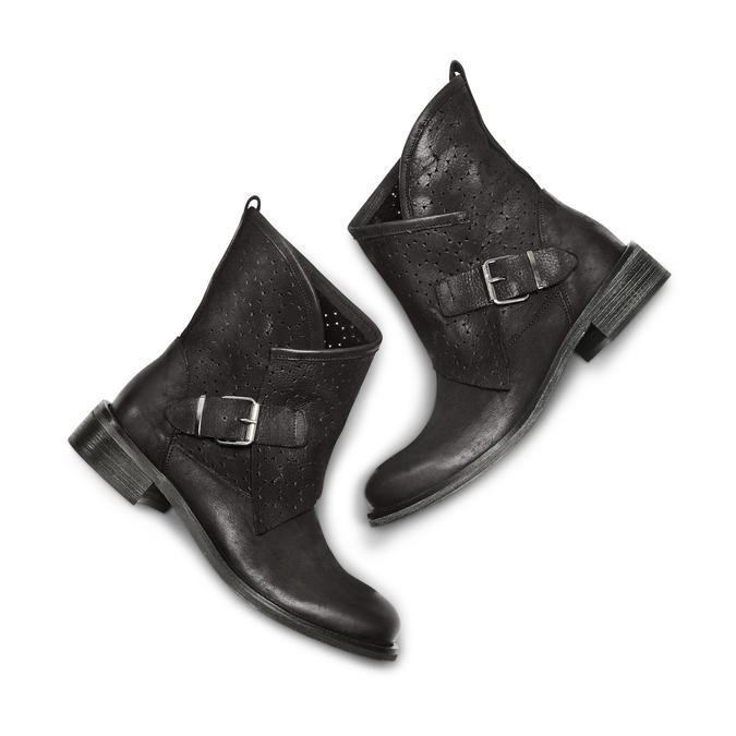 BATA Chaussures Femme bata, Noir, 596-6935 - 26
