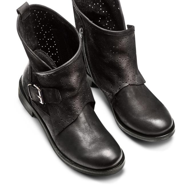 BATA Chaussures Femme bata, Noir, 596-6935 - 17