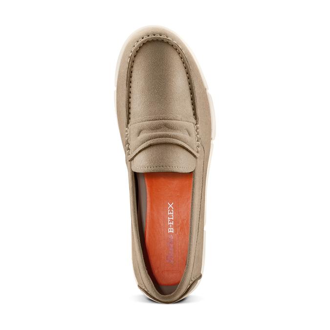 BATA B FLEX Chaussures Homme bata-b-flex, Jaune, 831-8148 - 17
