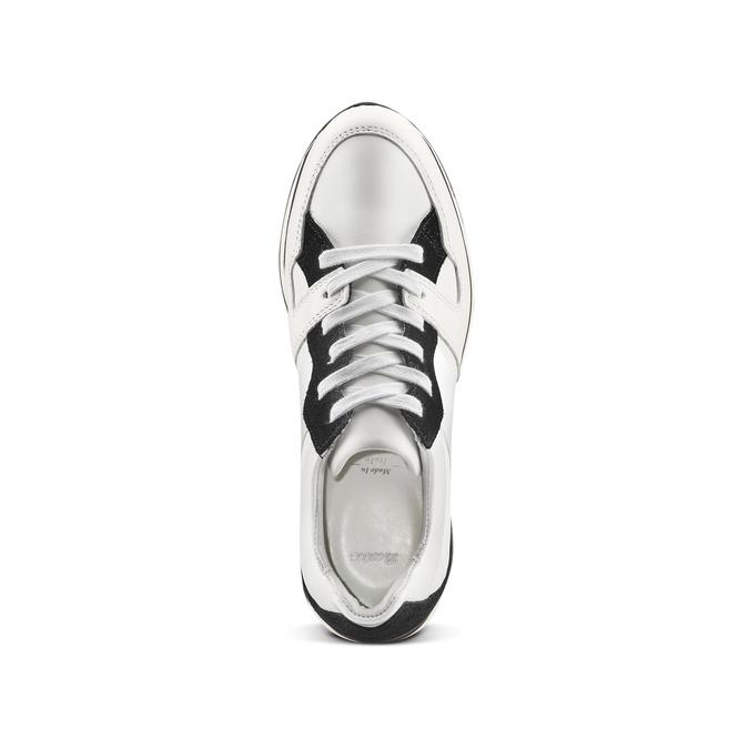 BATA Chaussures Femme bata, Blanc, 544-1443 - 17