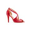 BATA Chaussures Femme bata, Rouge, 724-5368 - 13