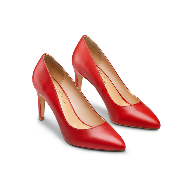 INSOLIA Chaussures Femme insolia, Rouge, 724-5340 - 16