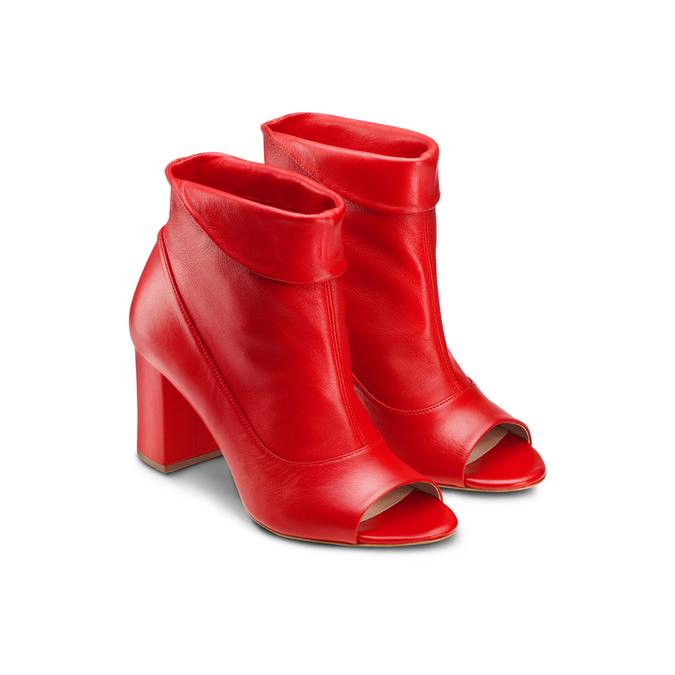 BATA Chaussures Femme bata, Rouge, 724-5376 - 16