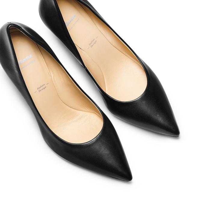 BATA Chaussures Femme bata, Noir, 724-6371 - 26