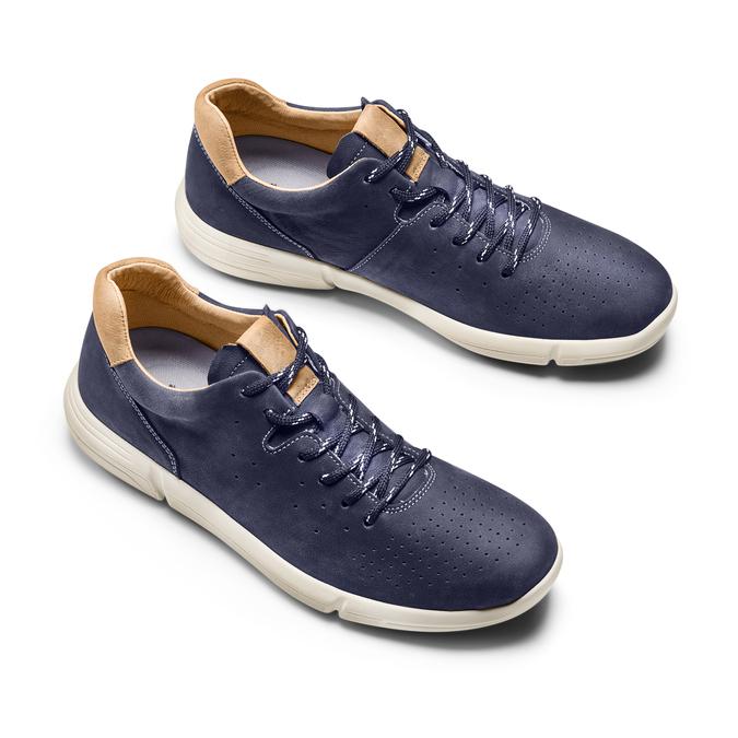 BATA LIGHT Chaussures Homme bata-light, Bleu, 846-9343 - 26