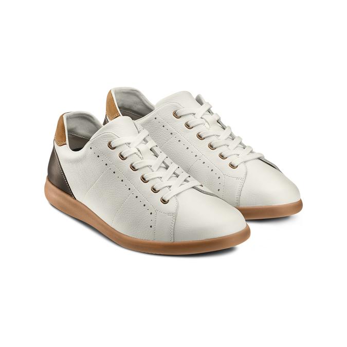 FLEXIBLE Chaussures Homme flexible, Blanc, 844-1341 - 16
