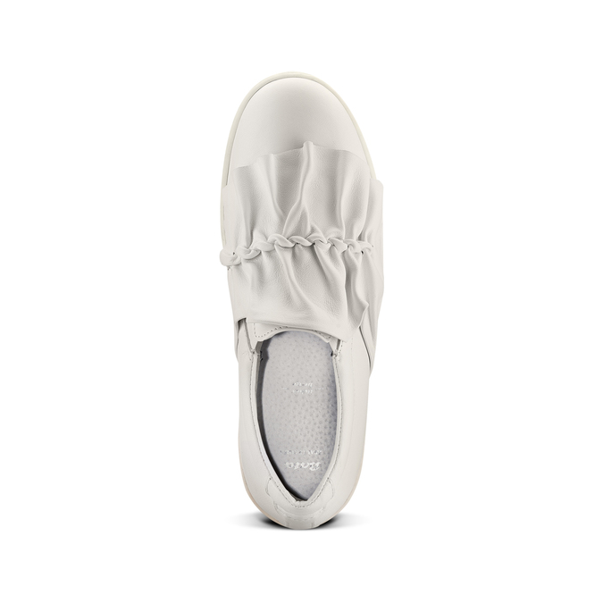 BATA Chaussures Femme bata, Blanc, 534-1138 - 17
