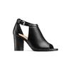BATA Chaussures Femme bata, Noir, 721-6354 - 13