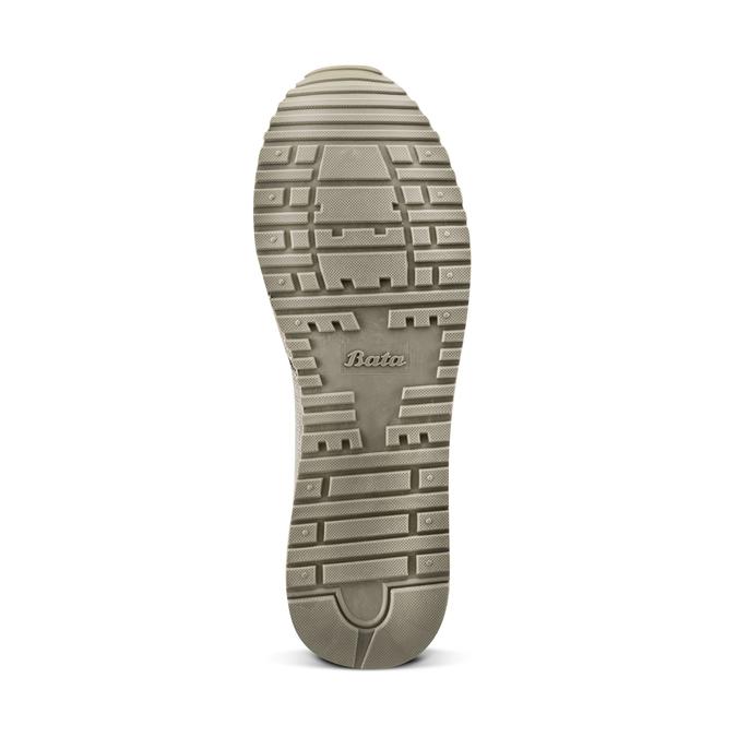 BATA Chaussures Homme bata, Gris, 849-2456 - 19