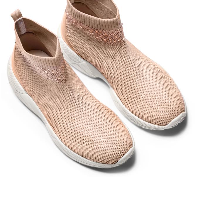 BATA LIGHT Chaussures Femme bata-light, Rouge, 539-5102 - 17