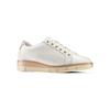 FLEXIBLE Chaussures Femme flexible, Blanc, 624-1203 - 13
