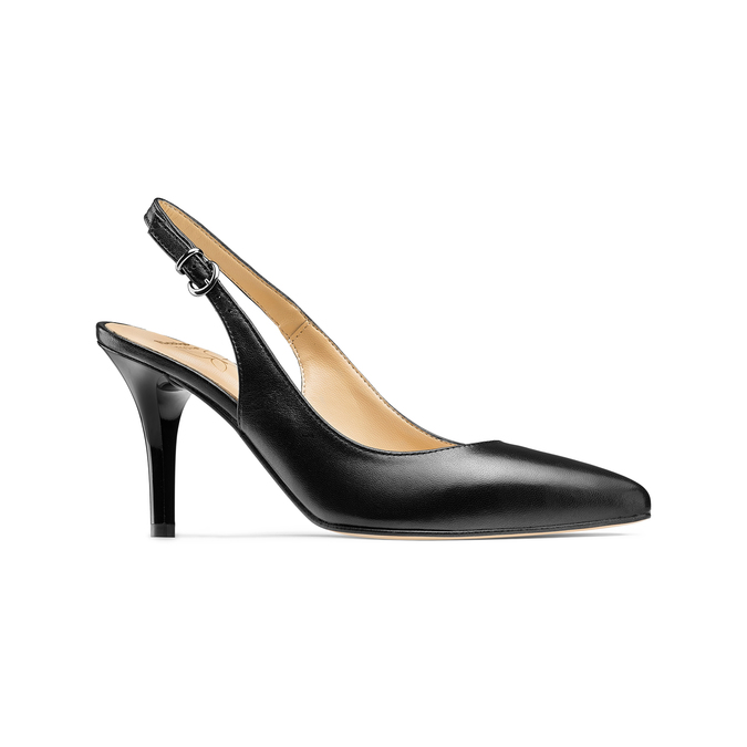 BATA Chaussures Femme bata, Noir, 724-6196 - 13