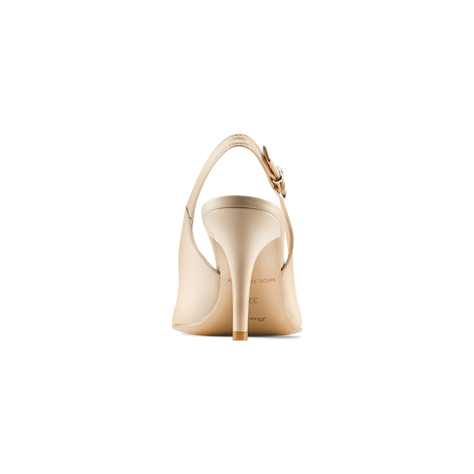 BATA Chaussures Femme bata, Beige, 724-8196 - 15